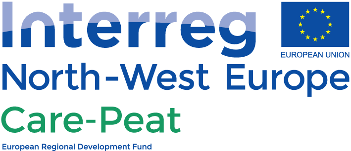 Logo Interreg Care-Peat