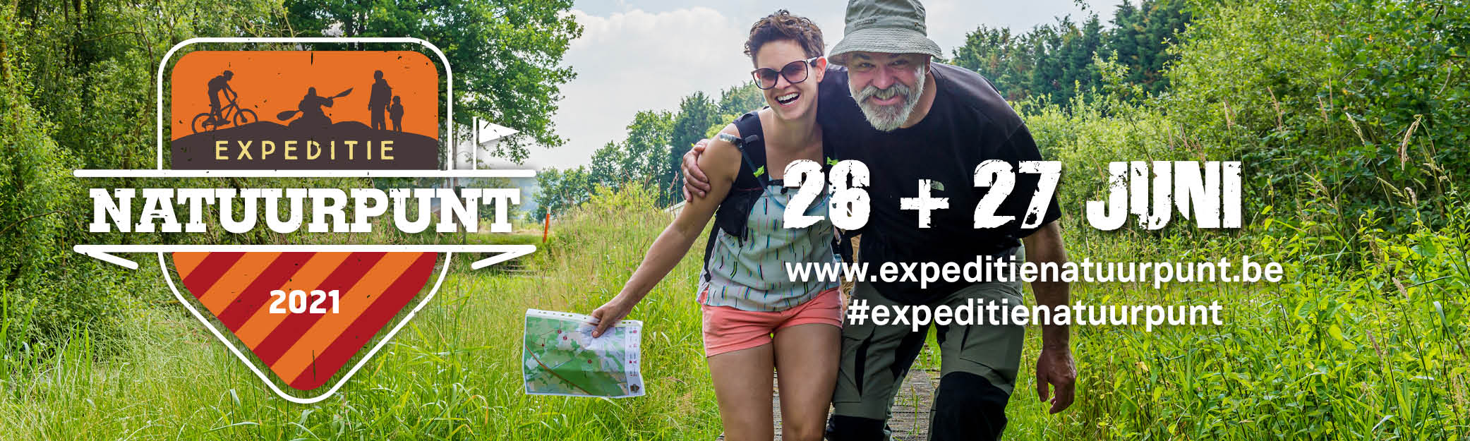 Expeditie Natuurpunt 2021