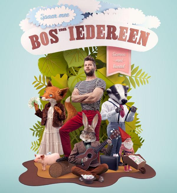 Bos voor Iedereen met Bartel Van Riet