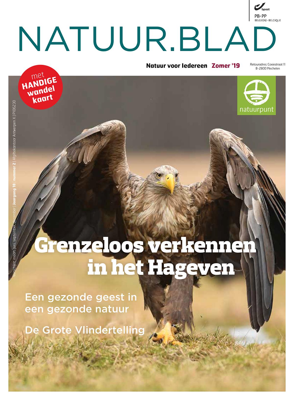 Natuur.blad Zomer 2019