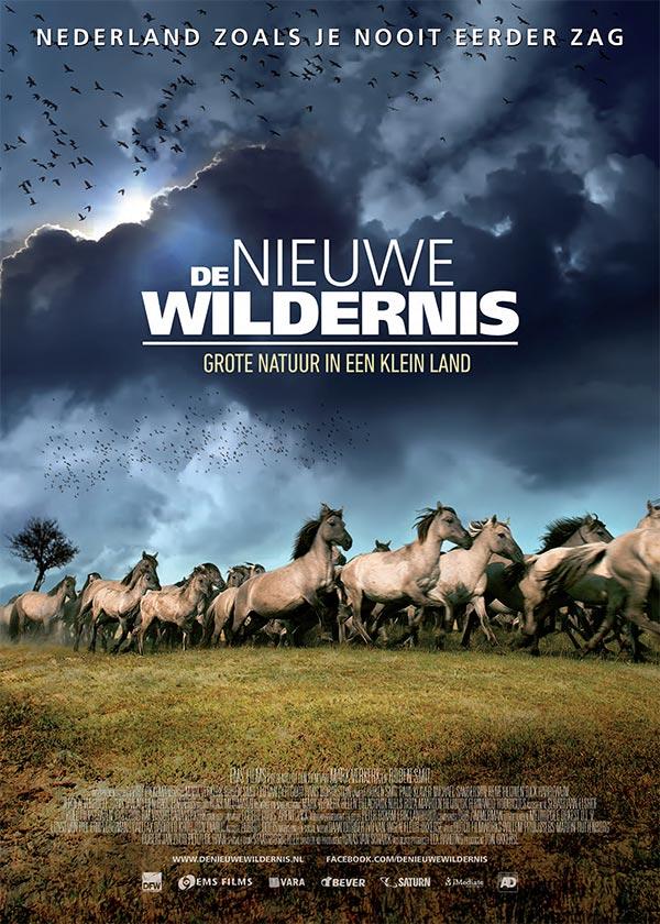Affiche de nieuwe wildernis