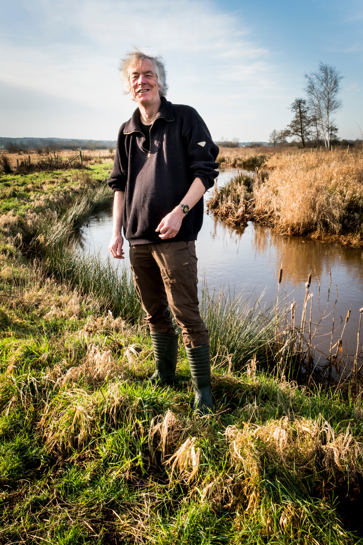Rudy van Diggelen - Hoogleraar ecosysteembeheer, Universiteit Antwerpen