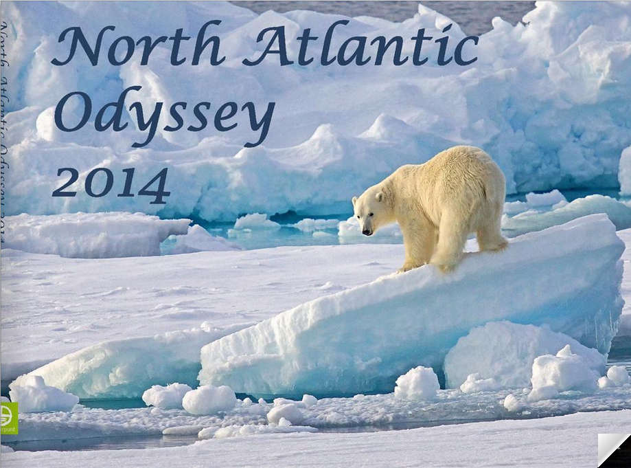 Fotoboek North Atlantic Odyssey
