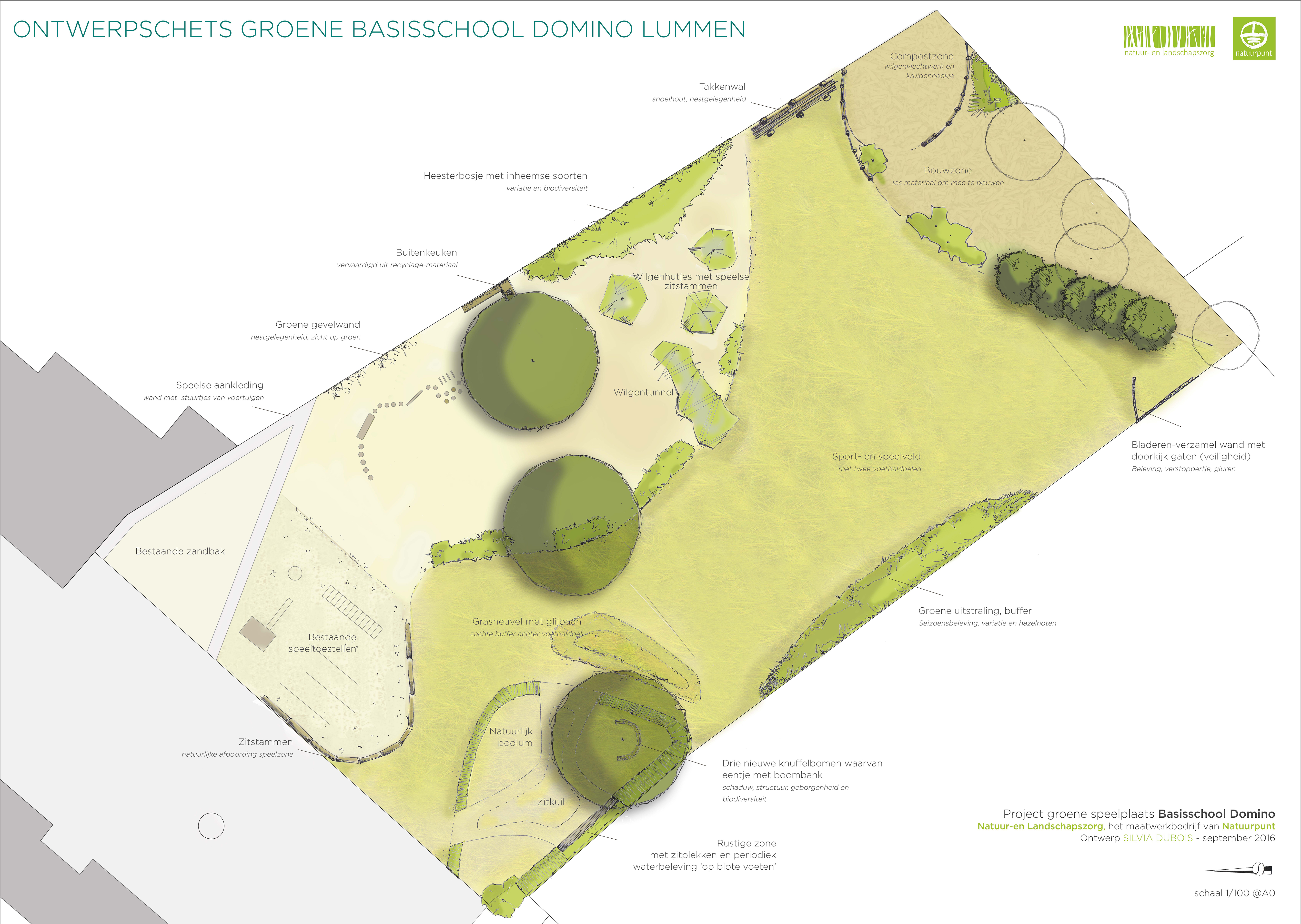 Ecologische inrichting groene stedelijke ruimte en ...