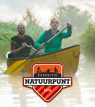 Expeditie natuurpunt