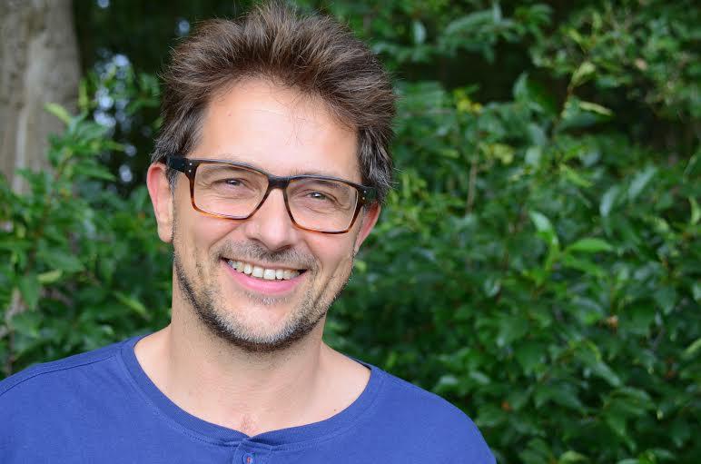 Joost Verbeke, onze verantwoordelijke voor jouw testament of legaat
