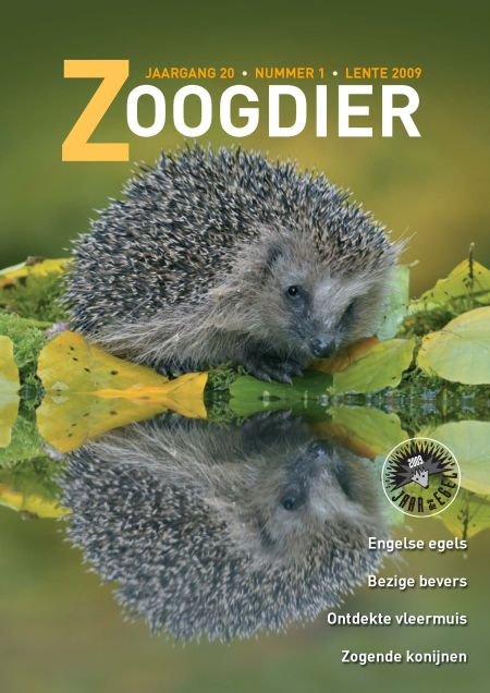 Cover Zoogdier