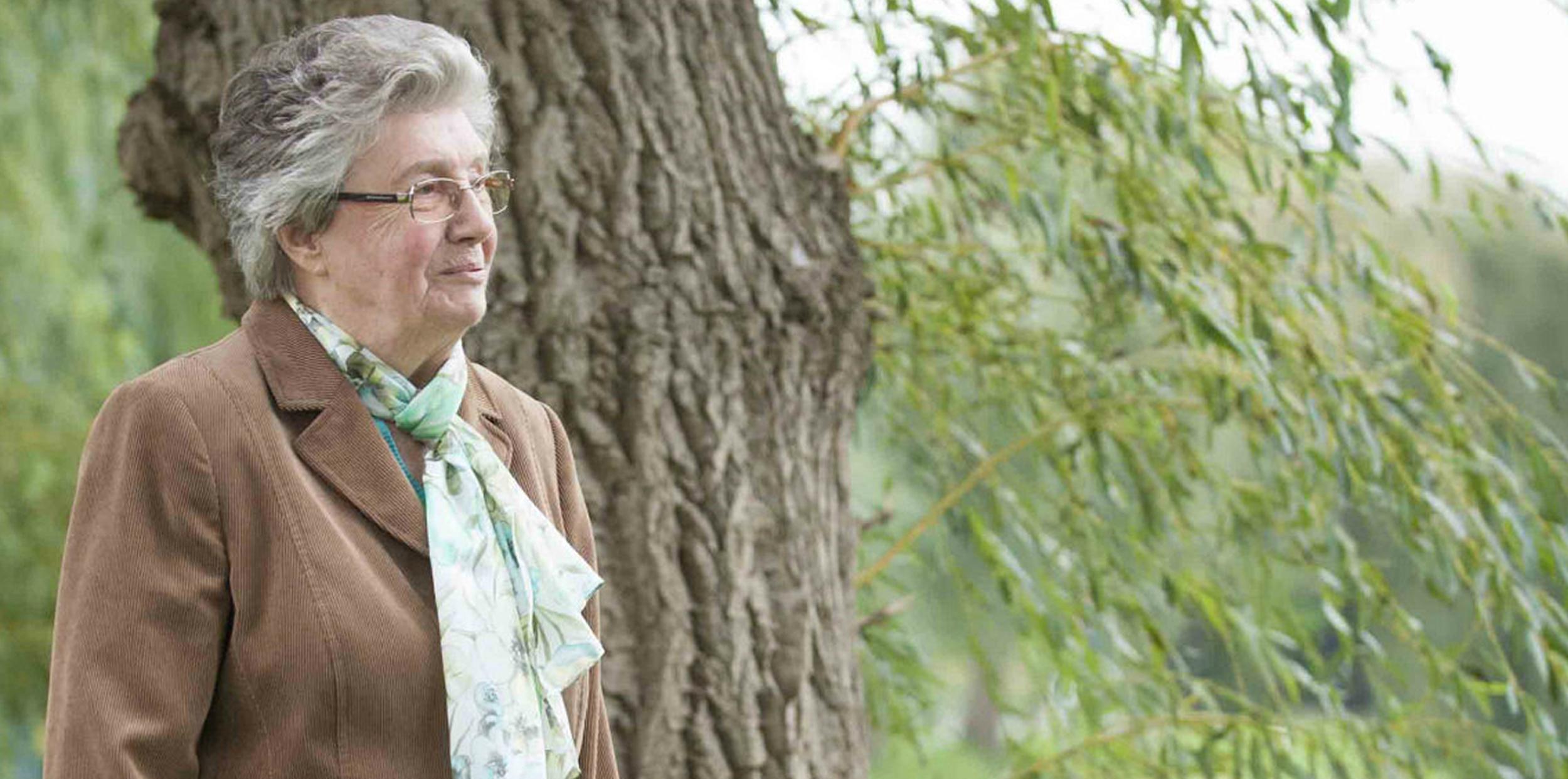 Denise laat met haar erfenis grond aankopen in haar favoriete natuurgebieden