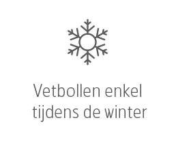 Voedertips - geef enkel in de winter vetbollen