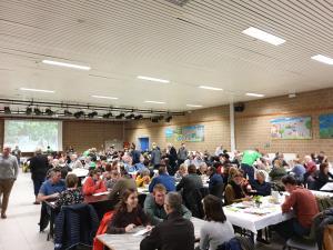 Eetfestijn Sanderuszaal