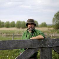 Piet Rymen, conservator van het Schulensbroek