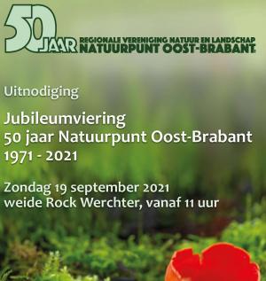 50 jaar Natuurpunt Oost-Brabant