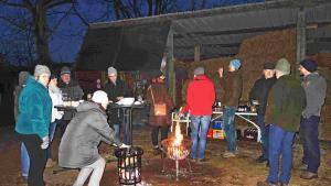 Natuurlijke nieuwjaarsdrink in Dassenaarde