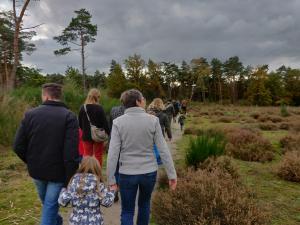 Het bos in met Bo, een actieve gezinswandeling... doen!