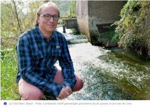 Peter Lombaerts bij de Ijse