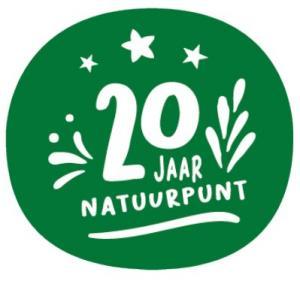 Natuurpunt viert 20jarig bestaan