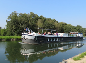 Foto milieuboot
