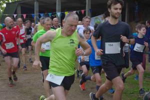 Run for Nature Dassenaarde