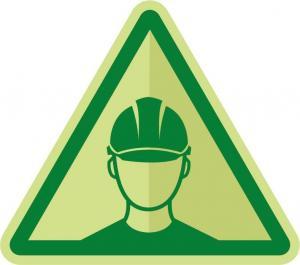 Veiligheidsicoontje: ik werk veilig