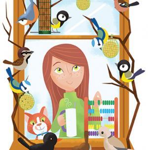 Vogeltelweek voor Scholen
