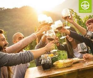 Wijnproefavond in Bezoekerscentrum Landschap De Liereman