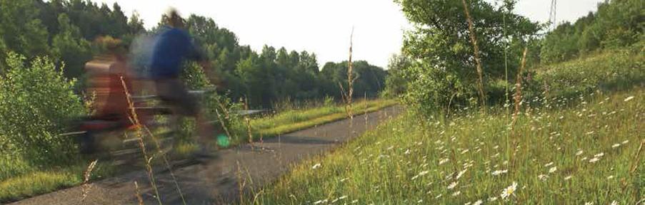 10x actief: wandelen en fietsen langs oude sporen