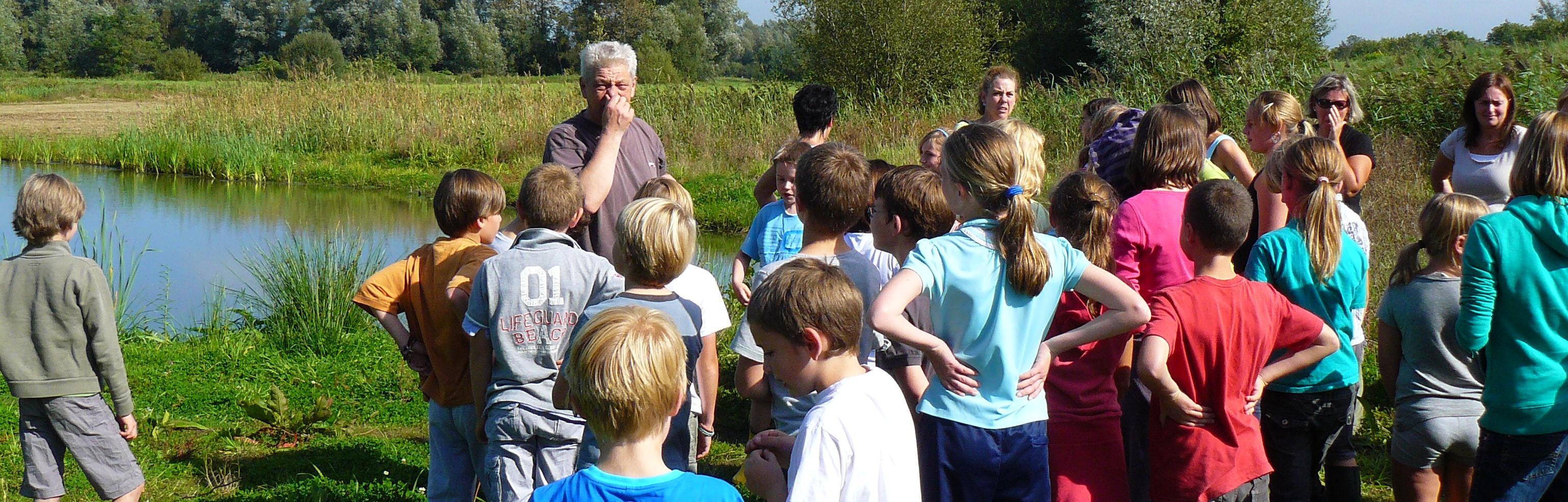 Educatief natuurbeheer