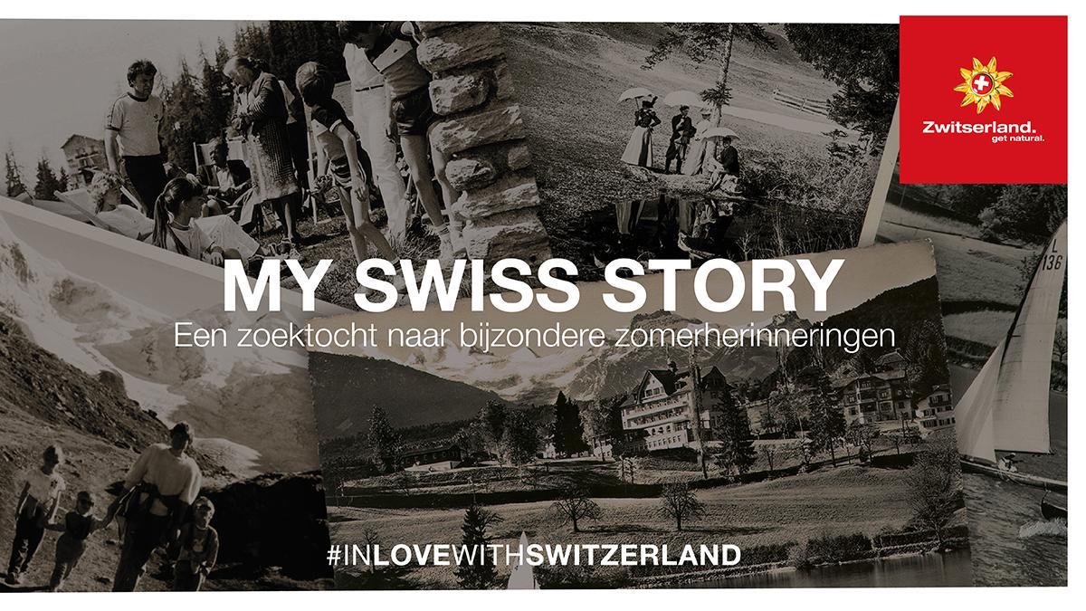 Win een reis naar Zwitserland
