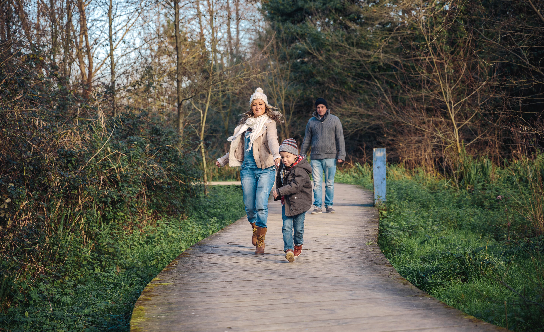 10x actief: Wandelen op de A.S.Adventure-wandelroutes van Natuurpunt