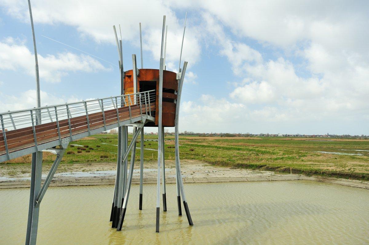Vogelkijktoren Zwaanhoek