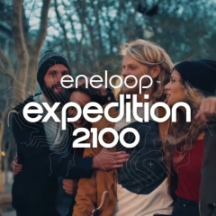 Eneloop expedition