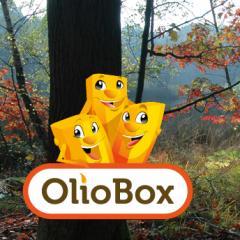 Recycleer jouw frituurolie via Oliobox. Per volle container kan Natuurpunt 3 m² natuur bijcreëren.