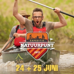 Expeditie Natuurpunt 2017