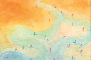 Hoe natuur ons kan beschermen tegen droogte en overstromingen