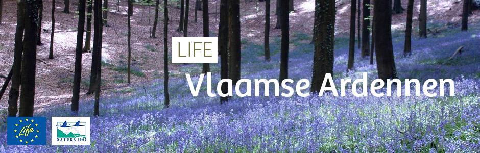 LIFE Vlaamse Ardennen