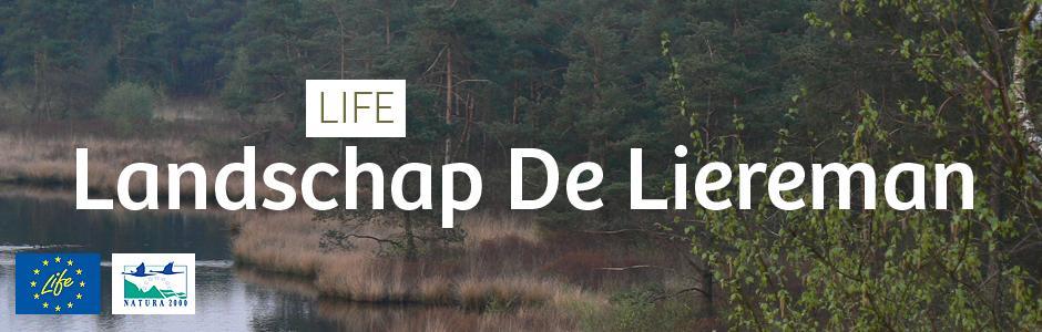 LIFE Landschap De Liereman