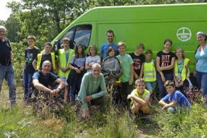 ENB Sint-Elisabeth Wateronderzoek en wandeling Resterheide juni 2018