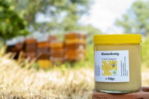Koop een potje honing en steun zo Natuurpunt Asse.