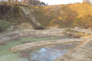 werken in de groeve