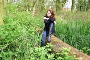 Lize Feryn is blij met de aankoop van De Bonte Os in Deerlijk