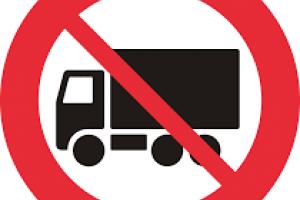 Geen extra vrachtverkeer