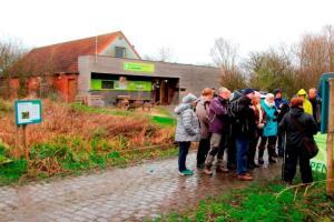 Bezoekerscentrum Uitkerkse Polder