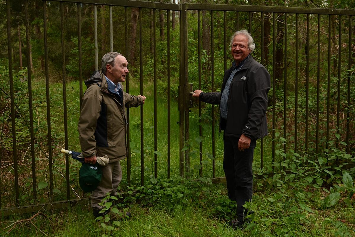 Donateurs openen poort naar Smisselbergen