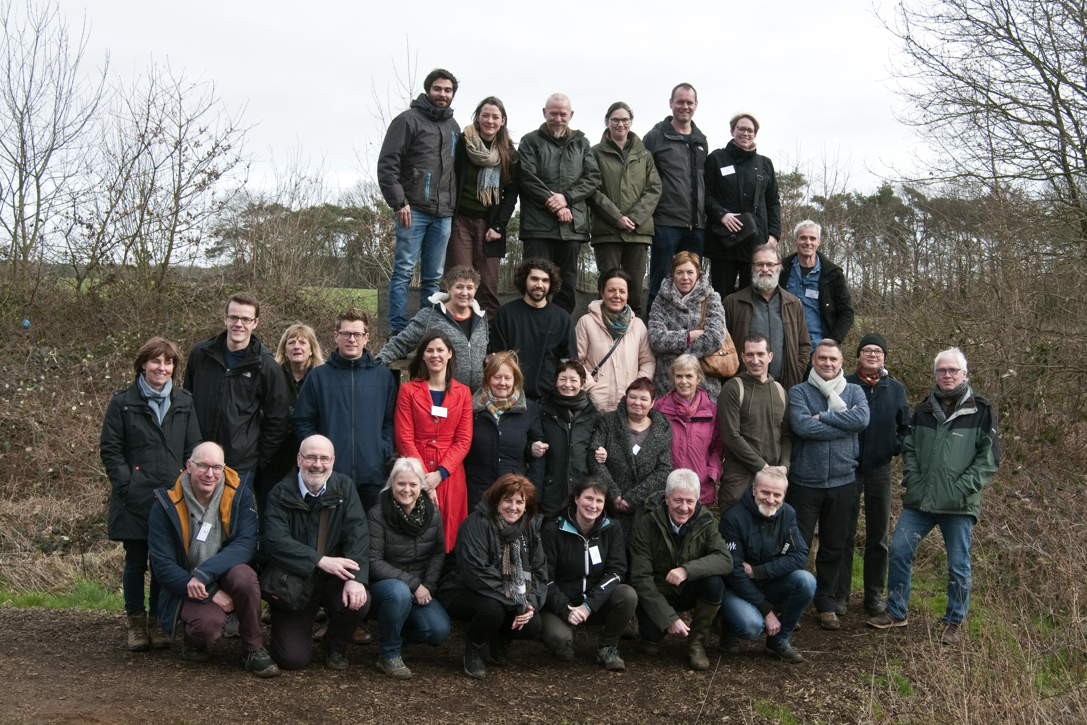 20 nieuwe natuurgidsen voor Meanderland