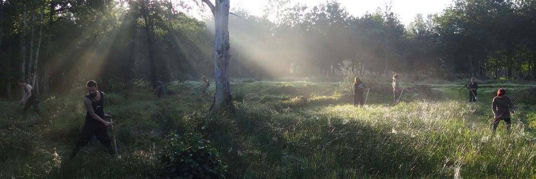 Sinds een drietal jaren maait het ZeisTeam enkele soortenrijke graslanden in de Vallei van de Zwarte Beek. Ten einde krachten te bundelen, vond van 25 tot 27sept vond het tweede Zelems Zeisweekend plaats.
