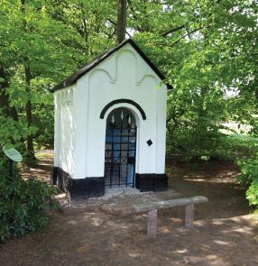 Renovatie Kapel Lovenhoek