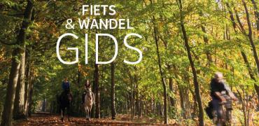 Natuurpunt Fiets & Wandelgids 2016