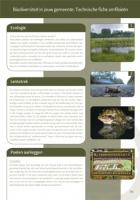 Technische fiche: amfibieën