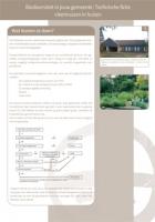 Technische fiche Vleermuizen in huizen