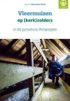 Vleermuizen op (kerk)zolders  in de provincie Antwerpen